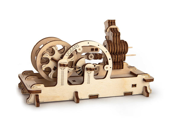 Engine - build your own working model by UGears - UGears - 7