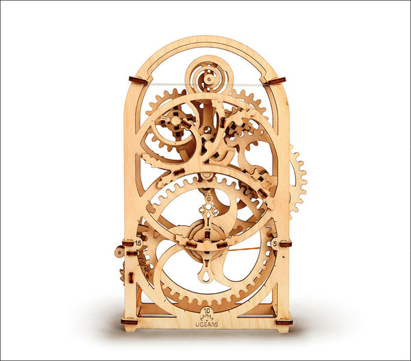Chronograph - build your own working model by UGears - UGears - 5