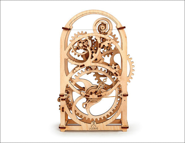 Chronograph - build your own working model by UGears - UGears - 3