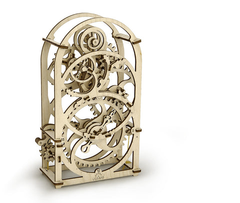 Chronograph - build your own working model by UGears - UGears - 1