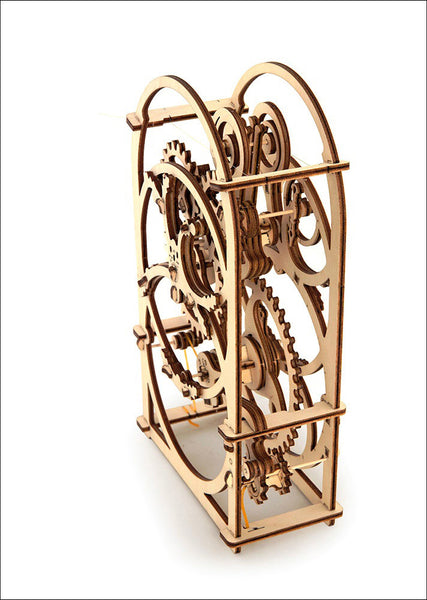 Chronograph - build your own working model by UGears - UGears - 10