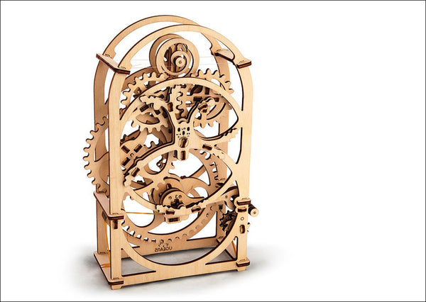 Chronograph - build your own working model by UGears - UGears - 7