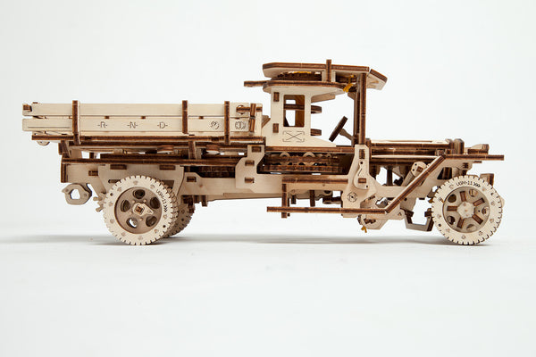 Truck UGM-11 - build your own moving model by UGears - UGears - 5