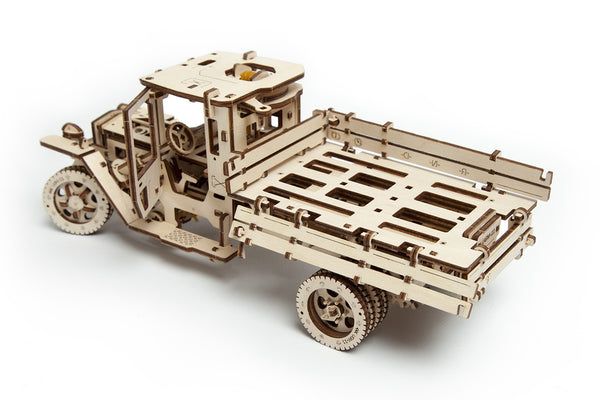 Truck UGM-11 - build your own moving model by UGears - UGears - 3