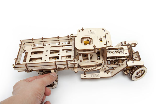 Truck UGM-11 - build your own moving model by UGears - UGears - 2