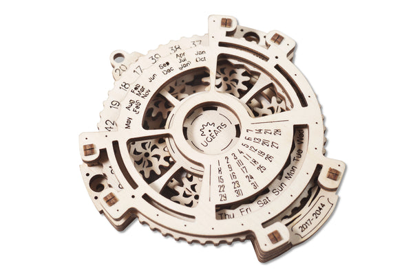 Date Navigator - build your own working model by UGears - UGears
