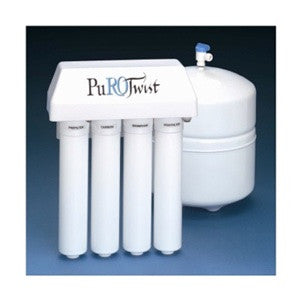 PuROTwist 36 GPD 4-Stage Reverse Osmosis System