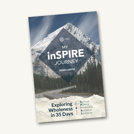 My inSPIRE Journey - 35 Day Individual Devotional