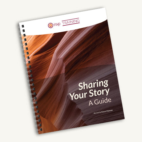 Sharing Your Story - Single Guidebook