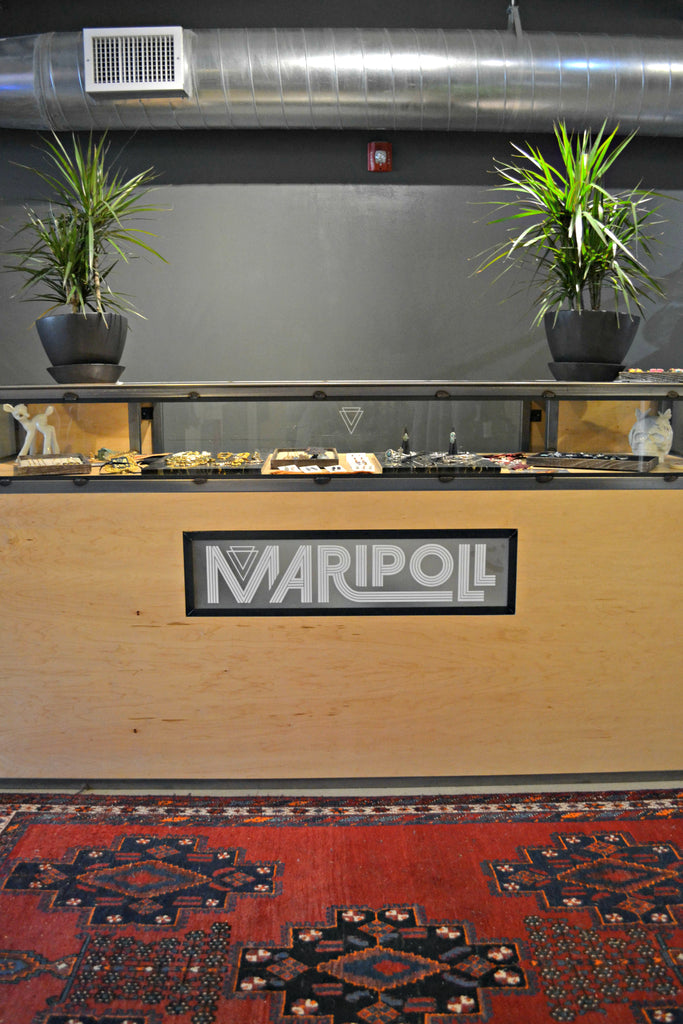New Store Tour with Portland boutique, Maripoll!