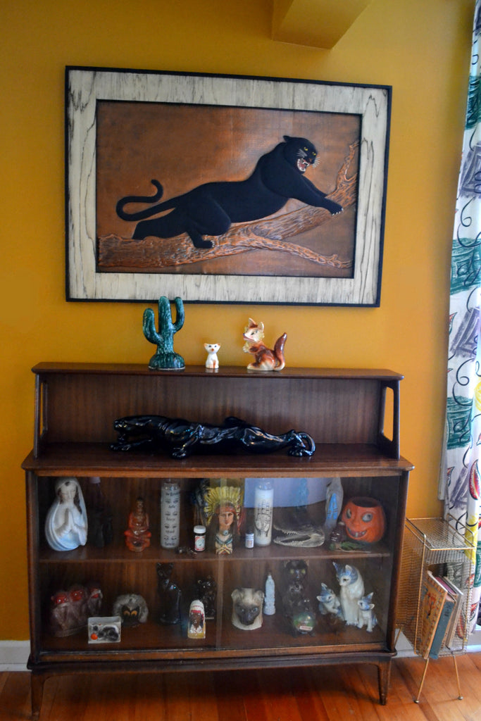 Panther art and collectables.