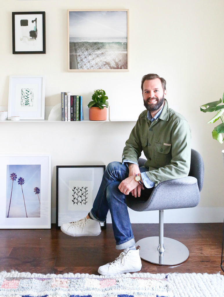 Home Tour with Portland Interior Designer, Max Humphrey.