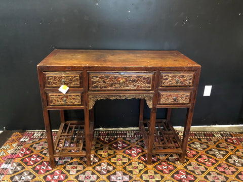 Antique Apothecary Desk