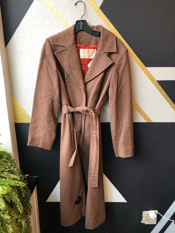 Clothing - Vintage Pendleton Long Line Trench Coat