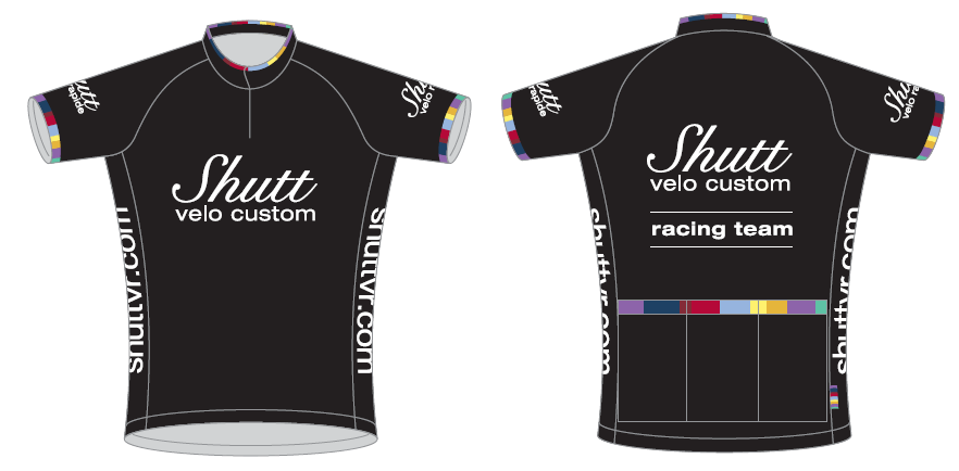 Designing our 2016 Team Kits