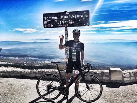 The Bi-Cingles du Mont Ventoux, an epic ride for an epic place