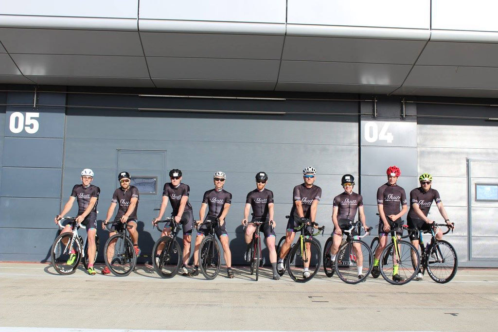 Silverstone 9up Team Time Trial