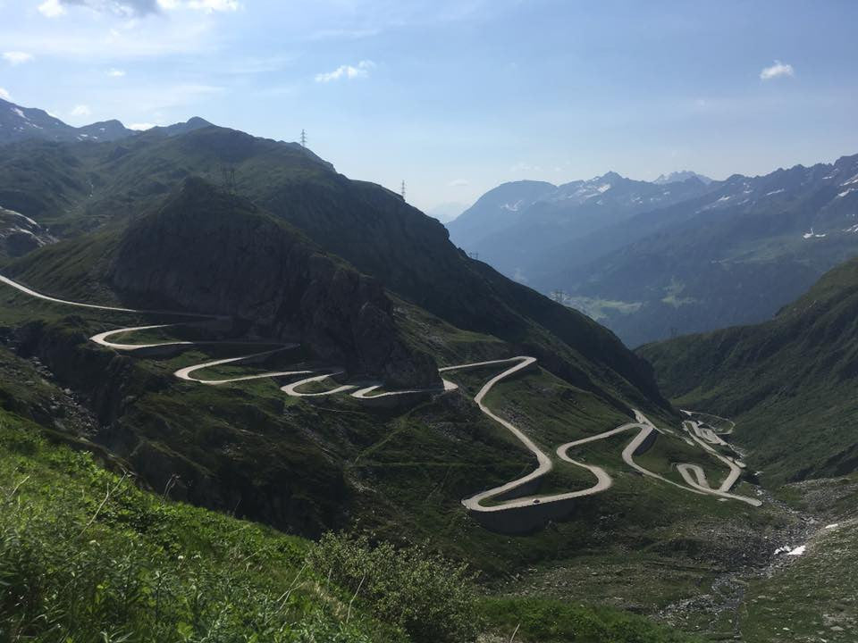 Venice to Geneva, Day 8: Andermatt to Zermat