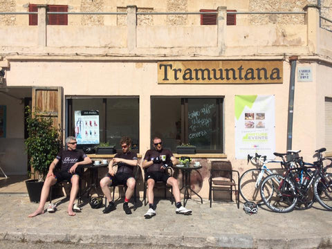 Six go mad in Mallorca - is cycling the new skiing?