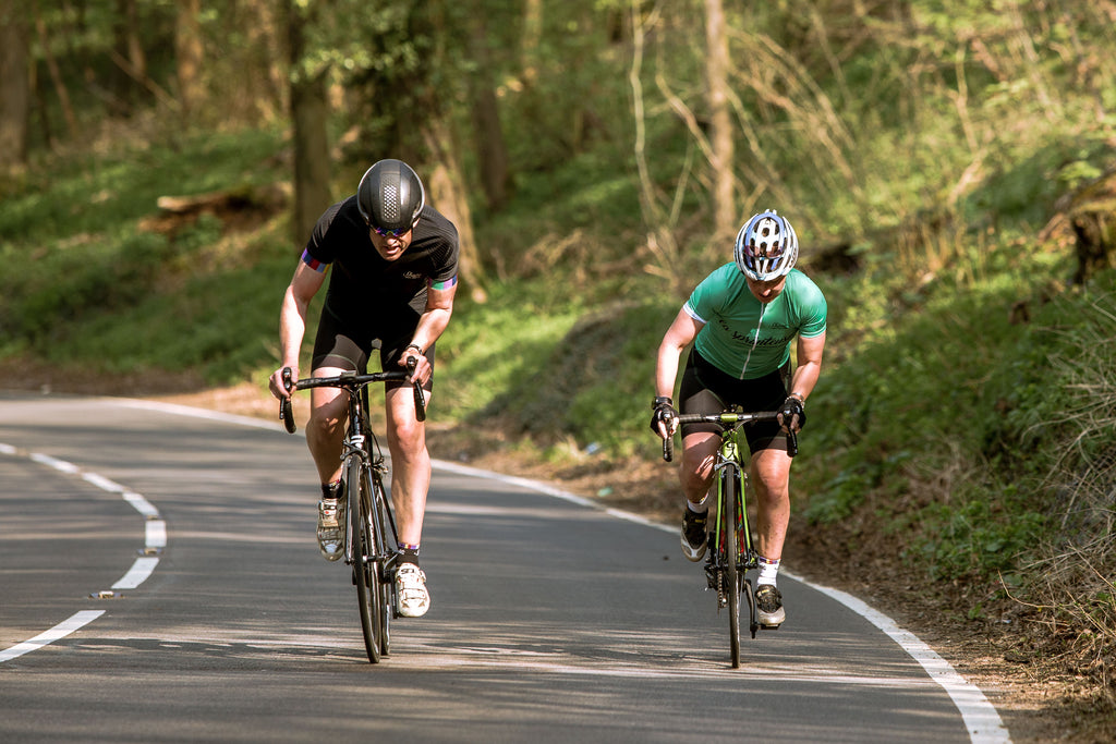 Shutt GreenTech… Bib Shorts Made from Recycled Fabrics