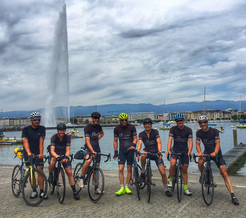 Venice to Geneva, Day 11: Thonon Les Bains to Geneva Airport