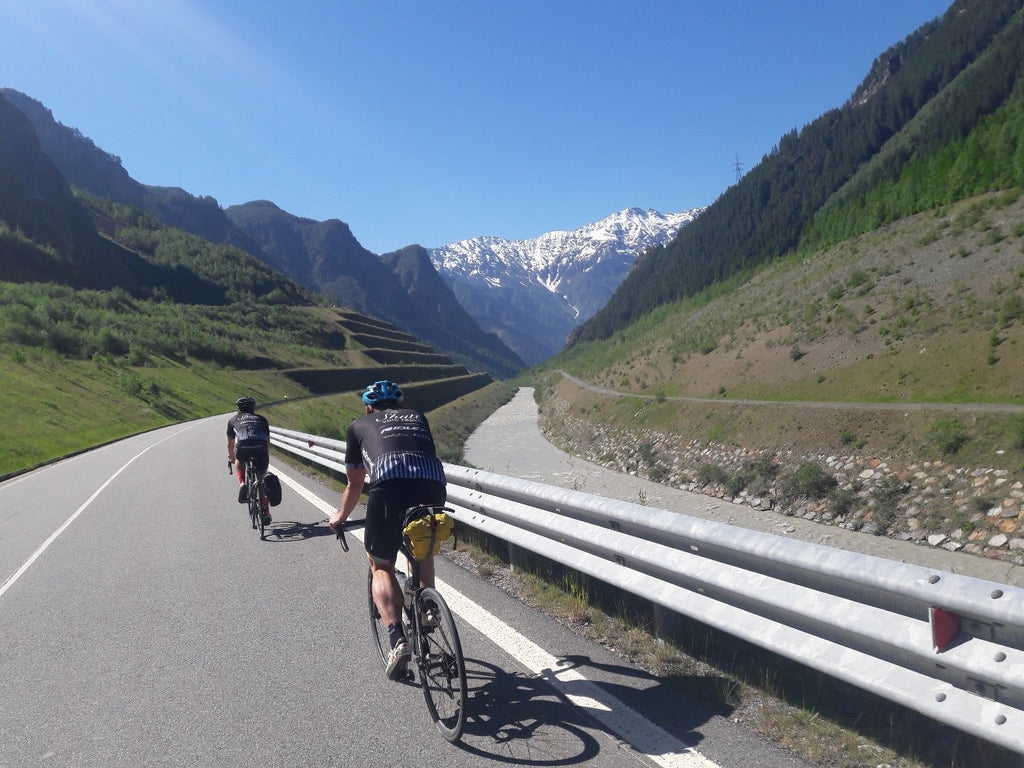 Salzburg to Milan 2019. Day 7, Bormio to Bergamo.