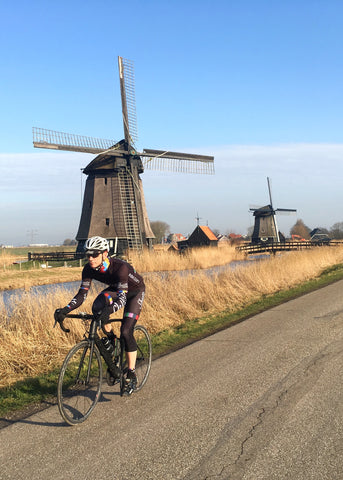 Going Dutch - road cycling in the Netherlands