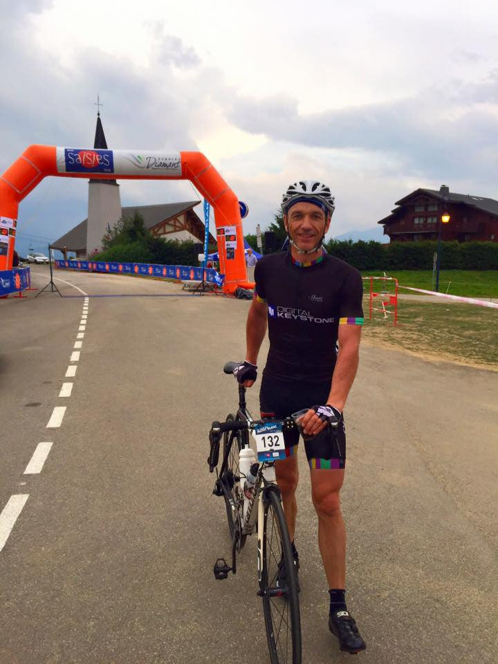 Le Tour Du Mont Blanc - 18th July 2015