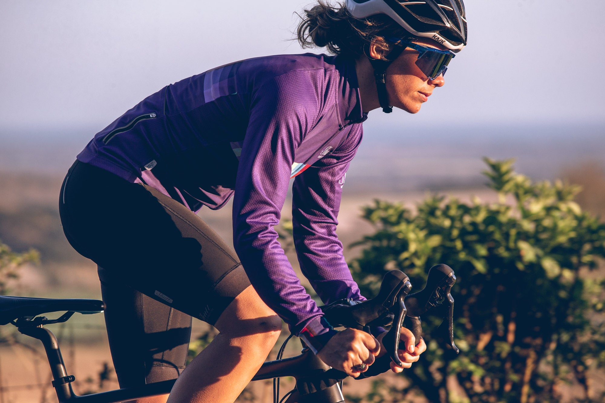 Shutt Elsy Women's Long Sleeve Cycling Jersey
