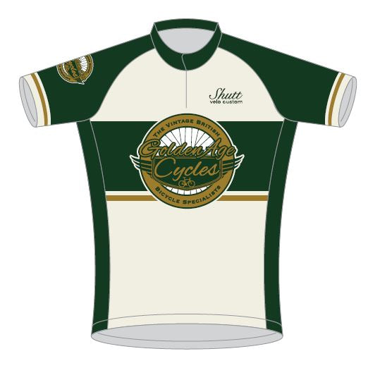 Golden Age Cycles Jersey