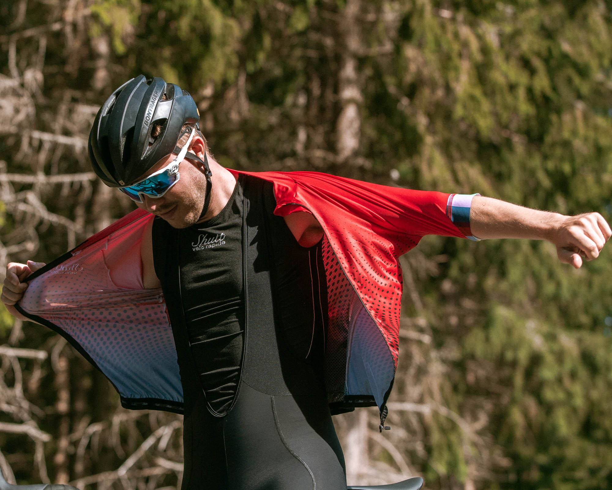 New cycling jersey designs