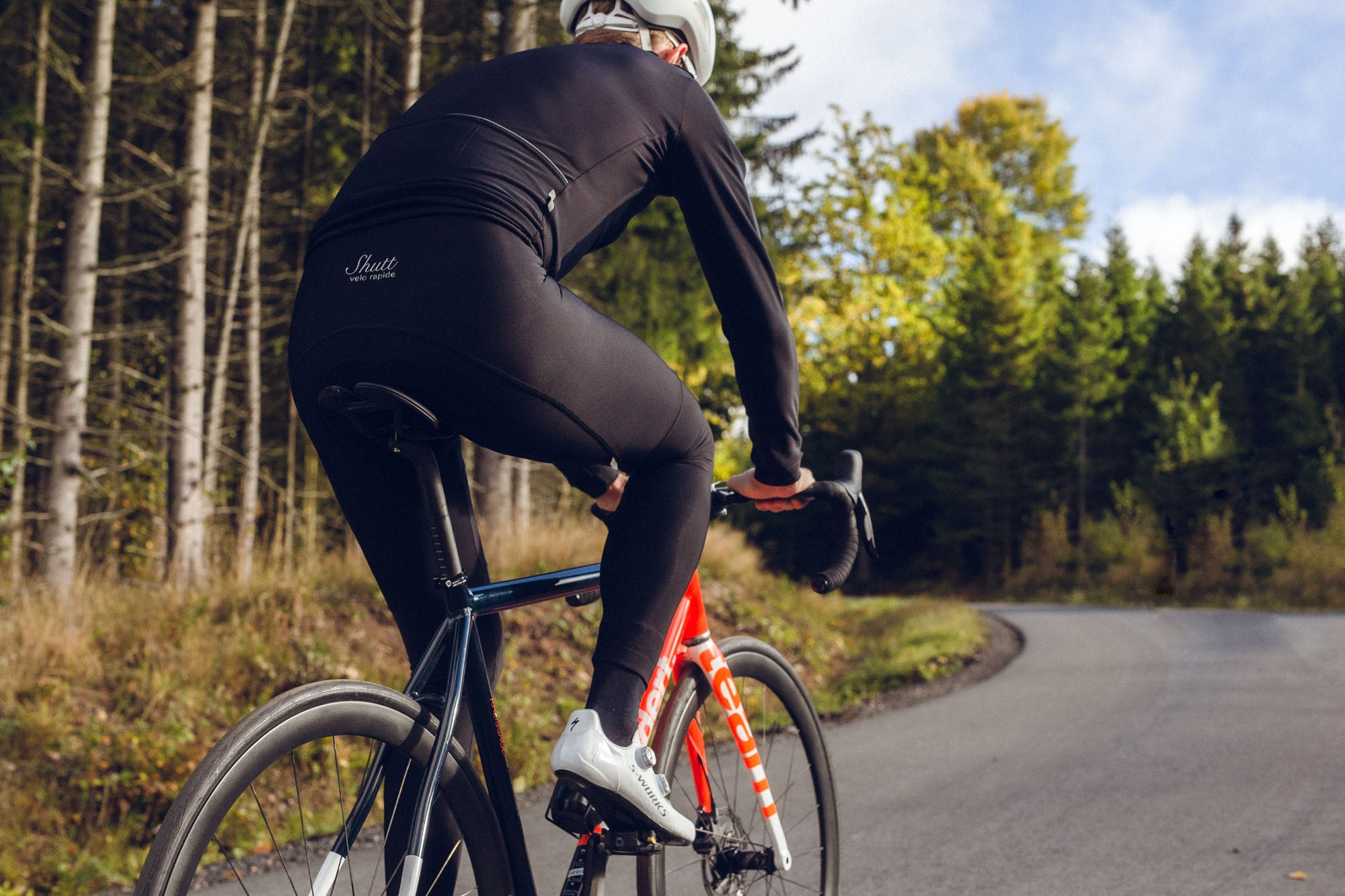 Shutt Tourmalet Winter Bib Tights from Recycled Fabric
