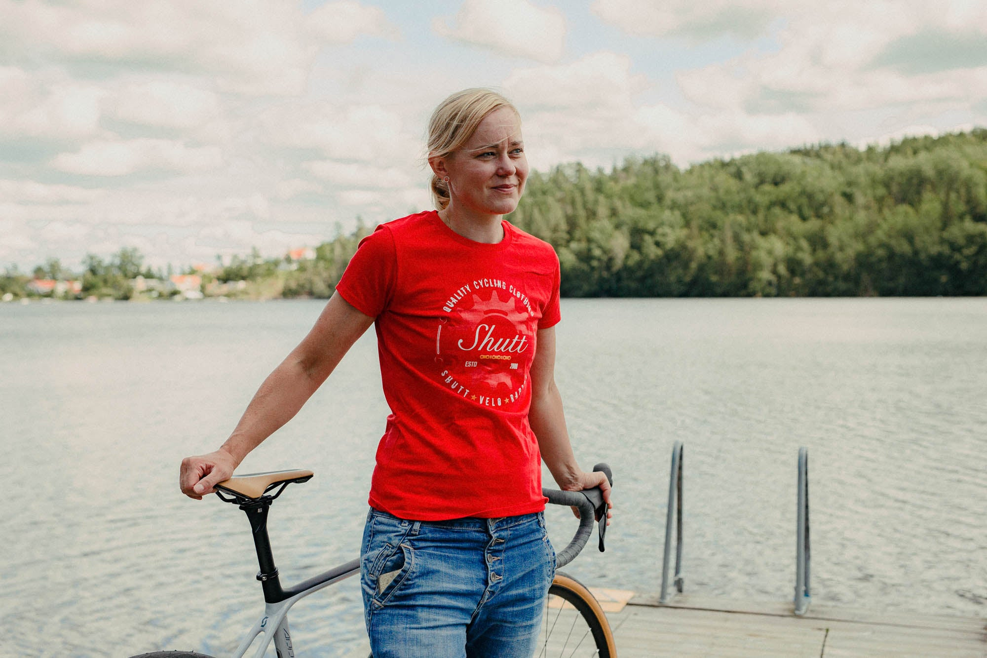 Women's Cycling T-shirts