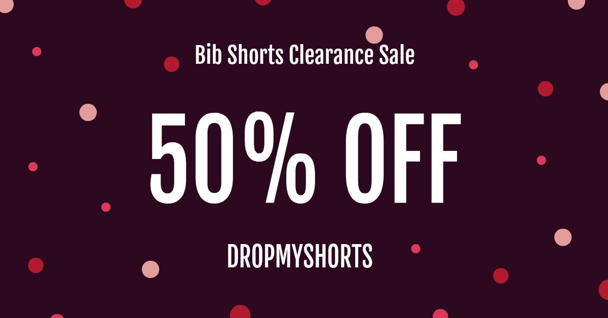 50% Off Bib Shorts