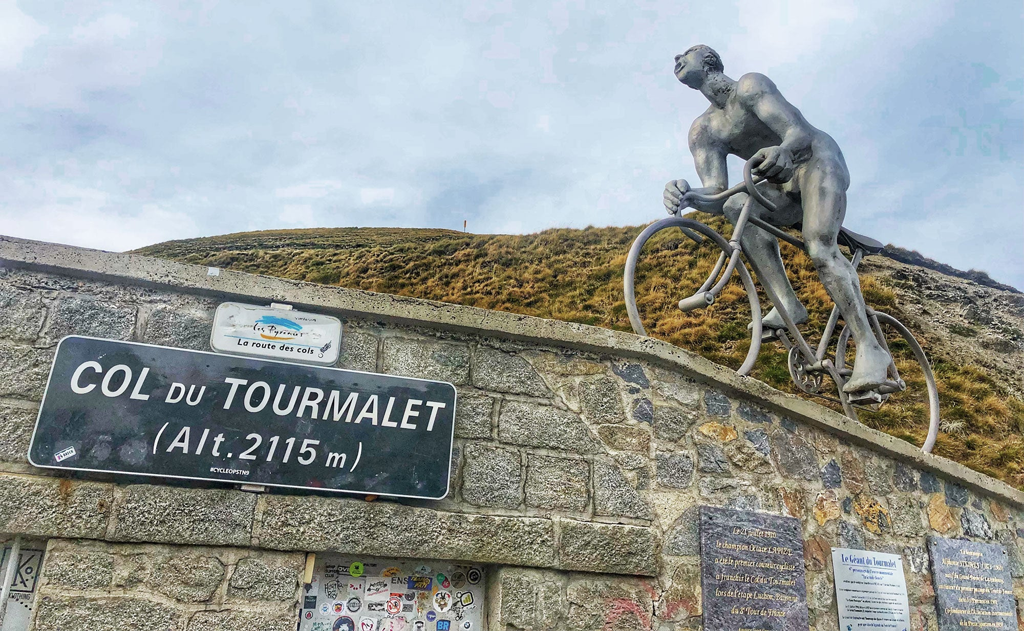 Tourmalet Collection