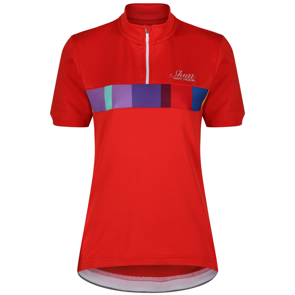 Women's Red Signature Jersey
