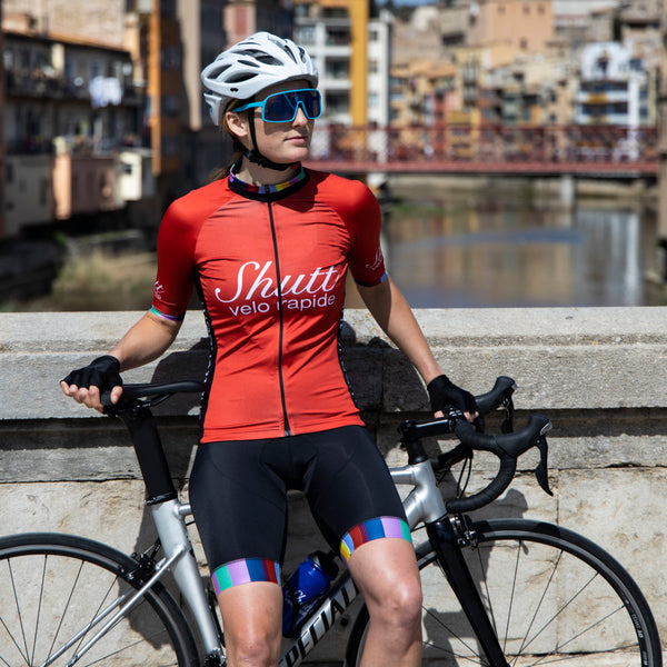 Women's Team Shutt Jersey - Red
