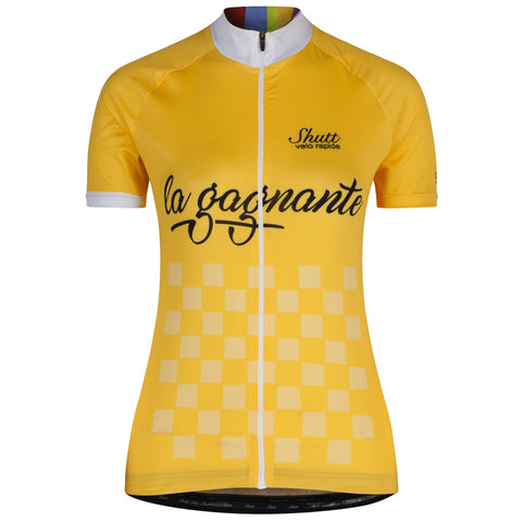 Women's Performance Jersey - Red