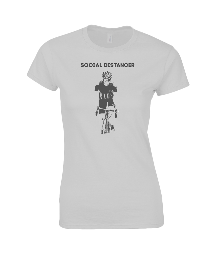 Women's Social Distancer T-Shirt