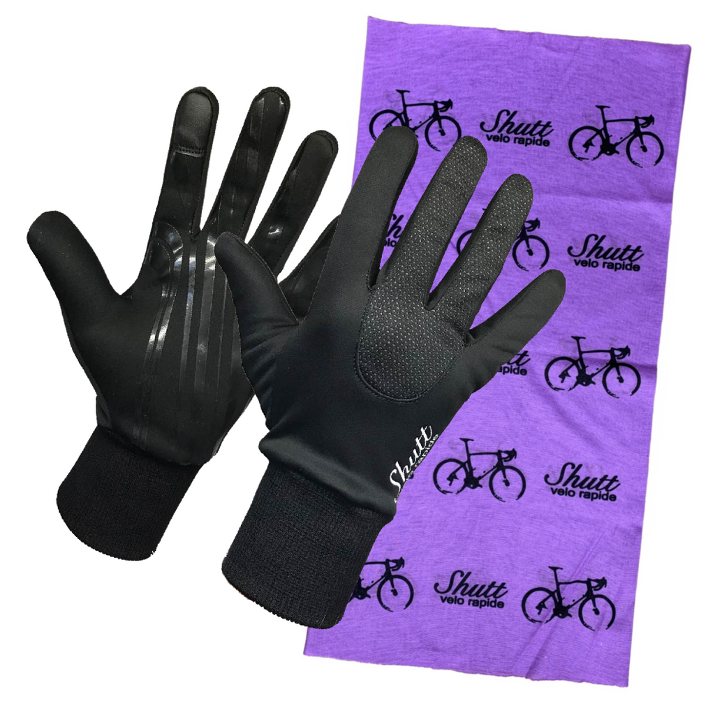 Scarf and Gloves Bundle