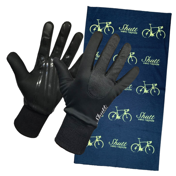 Glove and Scarf Bundle