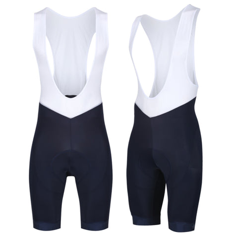 Monaco Bib Shorts - Navy Blue