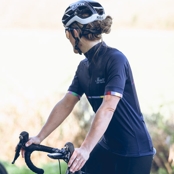 Women's Monaco Jersey - Navy Blue