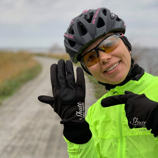 Softshell Cycling Gloves