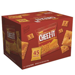 Cheez-It Original Crackers Snack Packs (1.5 oz., 45 ct.)-1