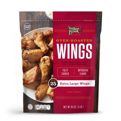 Willow Brook Oven Roasted Wings (64 oz.)