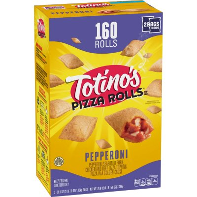 Totino's Pepperoni Pizza Rolls (160 ct.)-1