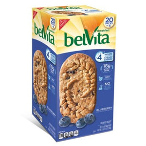 belVita Blueberry Breakfast Biscuits (20 ct.)-1