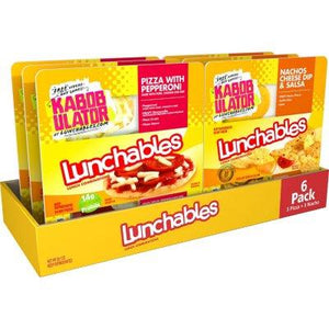 Lunchables Pizza and Nacho Combo (6 ct.)