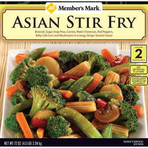 Asian Stir Fry Kit (20 servings)